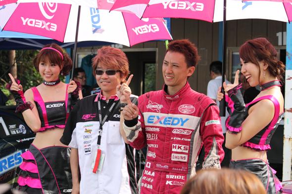 2014 D1GP EBISU Rd.4 優勝 RMagic