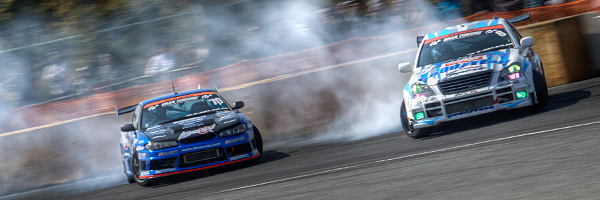 OSAKA DRIFT 2013 D1GP 追走