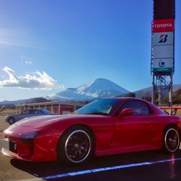 富士スピードウェイ 体験走行